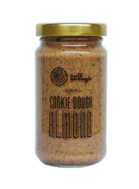 1 cookie dought almond spread nutsenough artisan food co kl