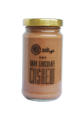 1 dark chocolate cashew nutsenough artisan food co kl