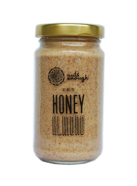 1 honey almond spread nutsenough artisan food co kl