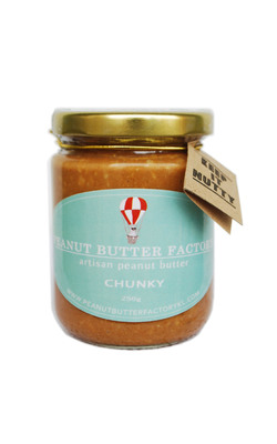Chunky peanut butter factory artisan food co kl1